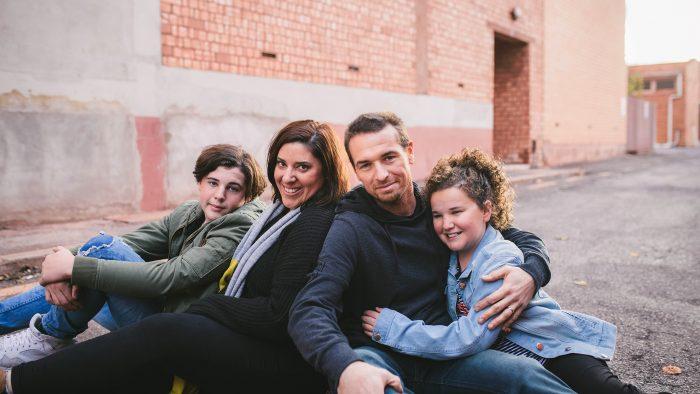 Scharber Family